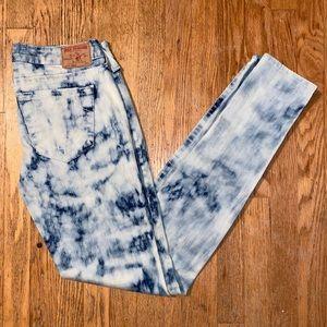 True Religion Tye Dye Stella Jeans